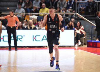 Alibegovic Amar Fortitudo Pompea Bologna - Virtus Roma Lega Basket Serie A 2019/2020 Bologna, 08/02/2020 Foto Ciamillo-Castoria