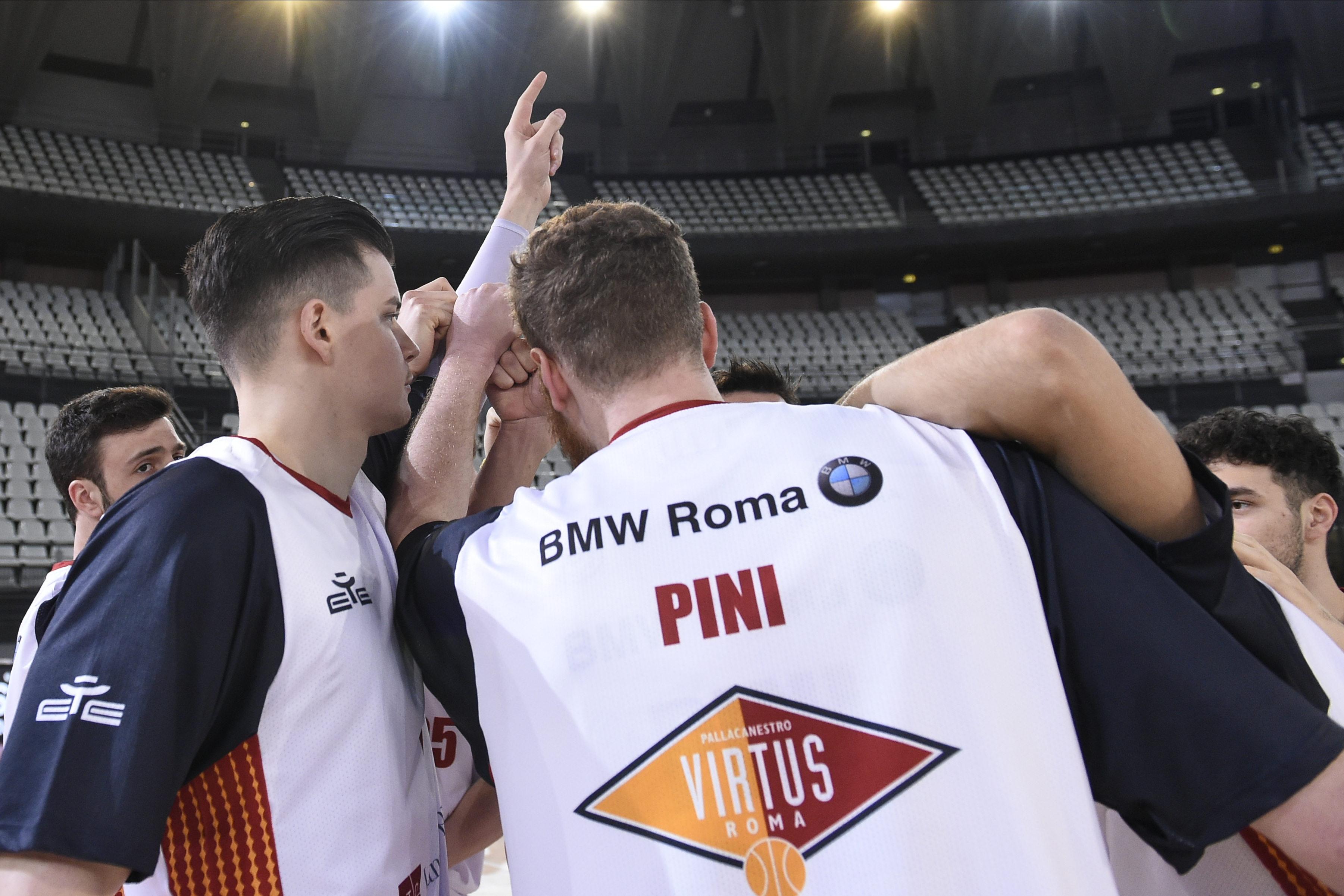 Virtus Roma - Banco di Sardegna Sassari Lega Basket Serie A 2019/2020 Roma, 07/03/2020 Foto Gennaro Masi / Ciamillo-Castoria