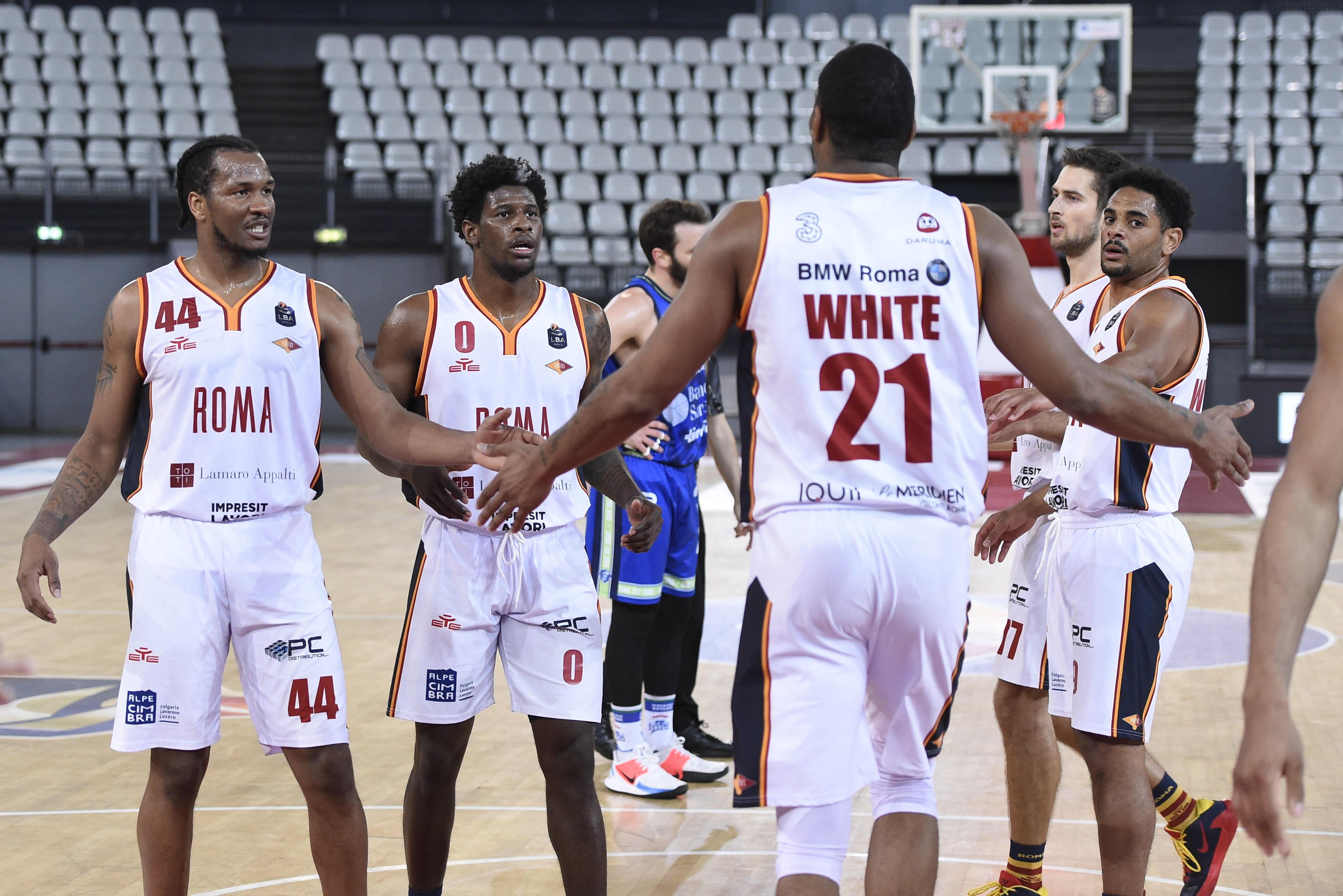 Virtus Roma - Banco di Sardegna SassariLega Basket Serie A 2019/2020Roma, 07/03/2020Foto Gennaro Masi / Ciamillo-Castoria