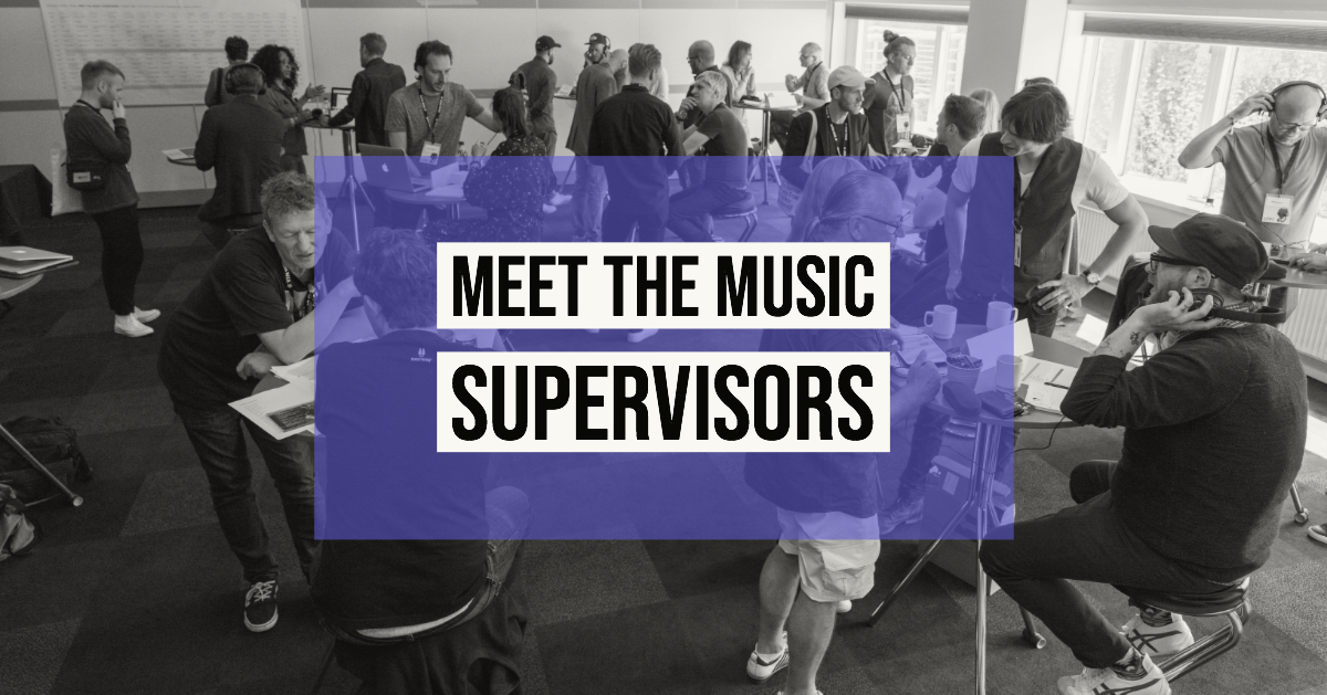 Meet The Music Supervisors   SPOT Festival