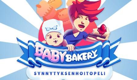 Baby bakery -synnytyksenhoitopeli