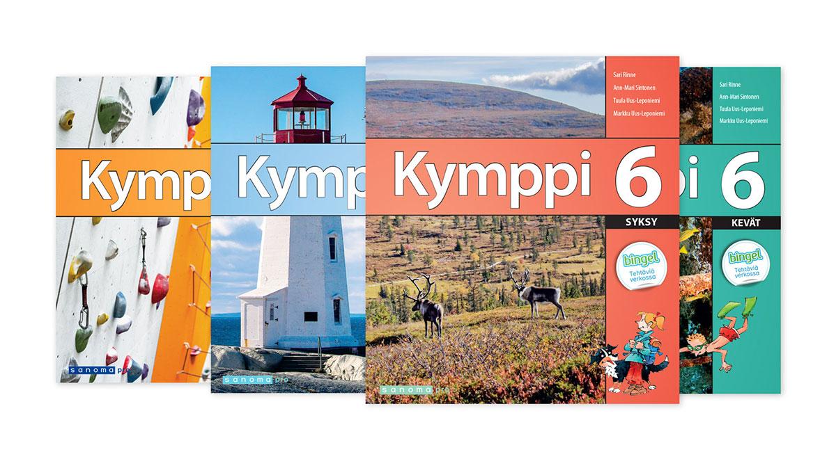 Sanoma Pron Kymppi-sarja