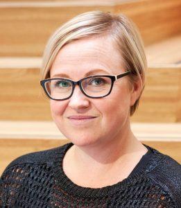 Saara Mälkonen kertoo, miten vuosi on mennyt uuden opetussuunnitelman parissa