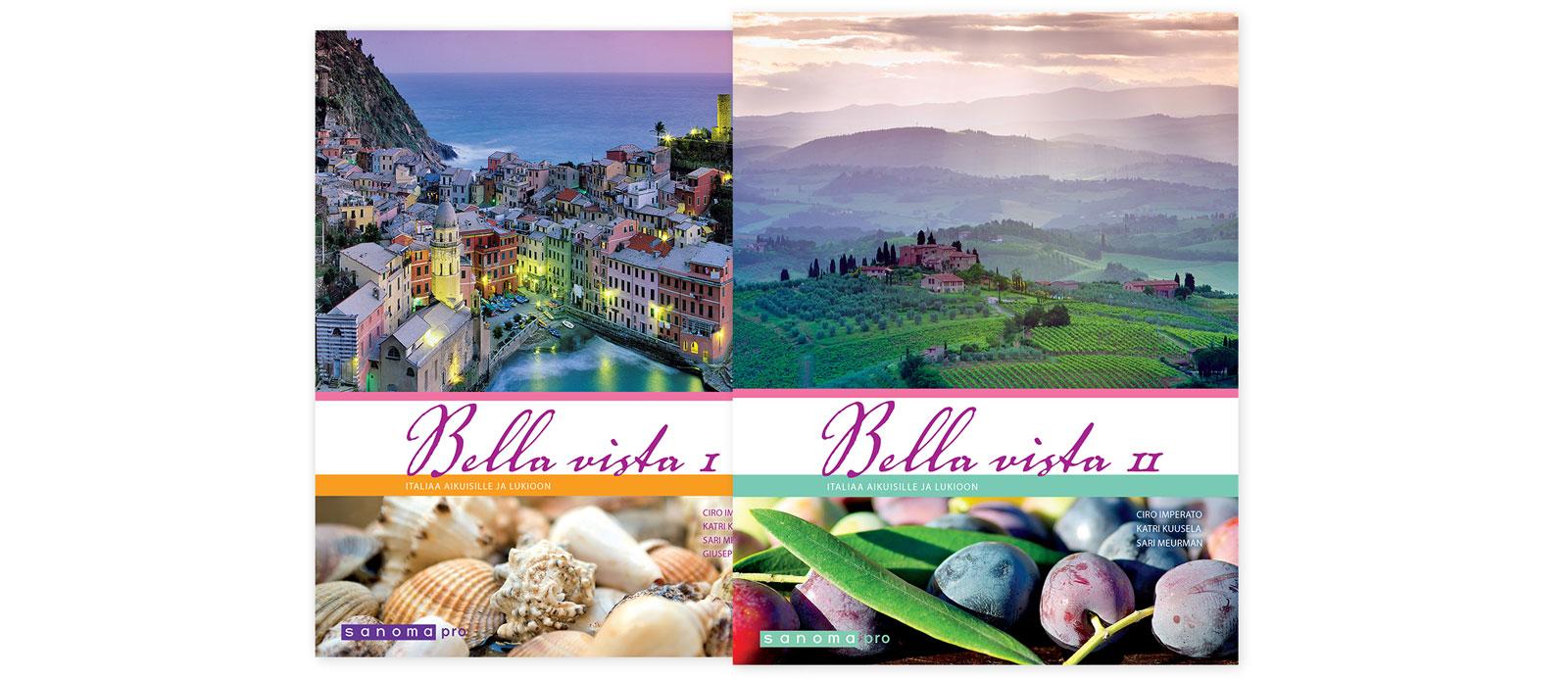 Sanoma Pron italian sarja Bella vista