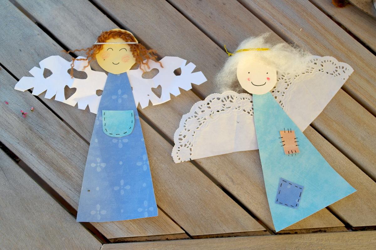 Sanoma Pron askarteluvinkki enkelikoriste