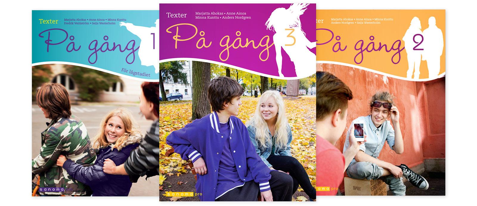 Sanoma Pron ruotsin sarja På gång