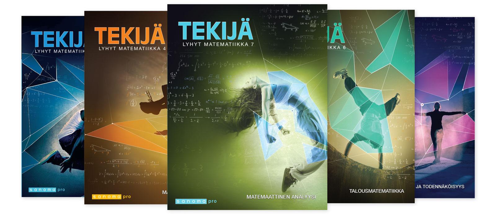 Sanoma Pro lukion matematiikan sarja Tekijä lyhyt matematiikka