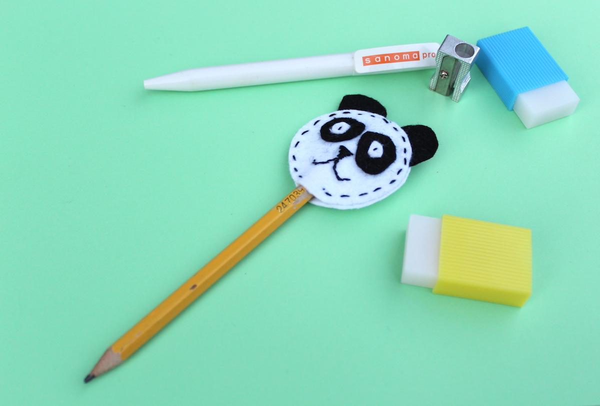 Sanoma Pron askarteluvinkki pandapäivään