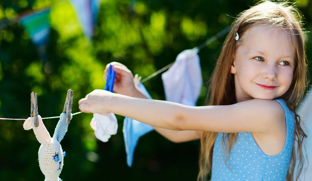 Leikki on tärkeässä osassa lapsen oppimisessa.