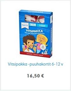 Osta Vitsipakkka