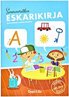 Summanmutikan eskarisarja sisältää oppilaan tehtäväkirjan, opettajan oppaan ja vuodenaikajulisteet.