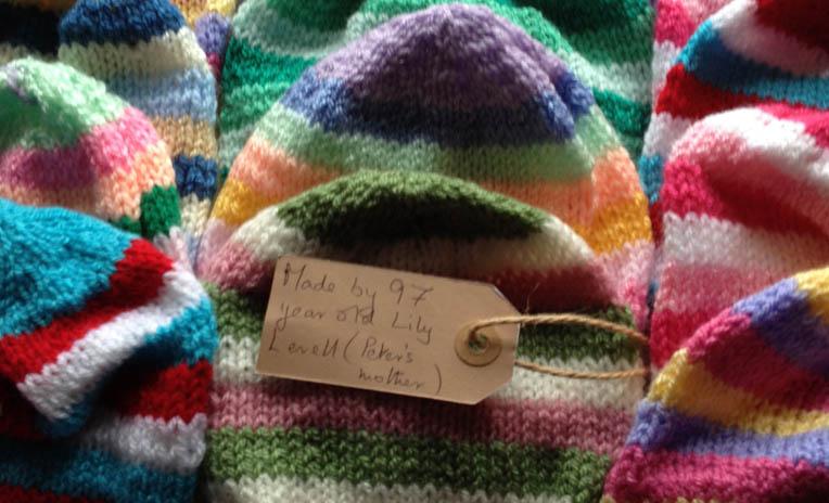 Knitting Patterns Operation Christmas Child : Knitting Header