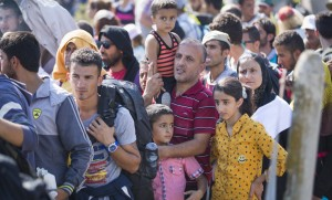 Distributions for Distressed Refugees in Croatia