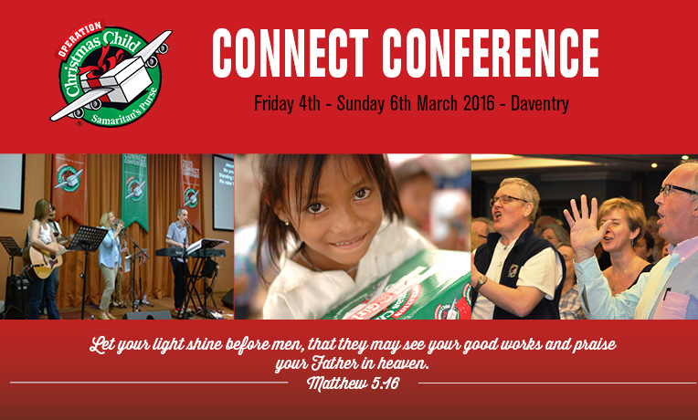 2016 Operation Christmas Child Connect Conference