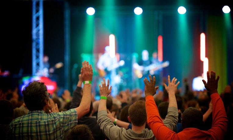 Worship & Main Meetings