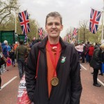 Nick Cole London Marathon 2016 Finisher LOW RES