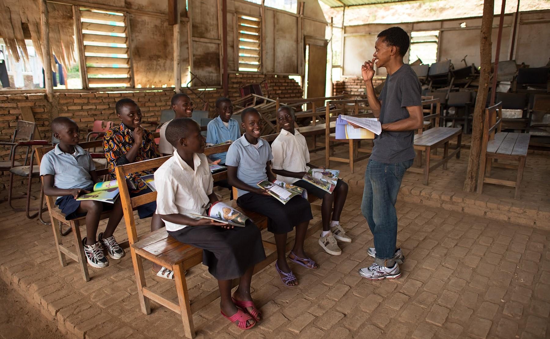 OCC Rwanda, Alex's Story
