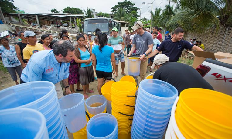 Clean Water for Ecuador