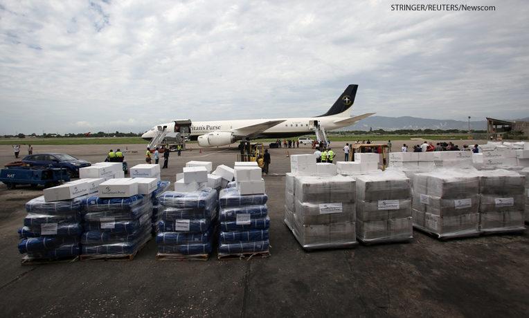 Haiti: Samaritan's Purse Responding to Hurricane Matthew