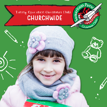 Taking Operation Christmas Child Churchwide
