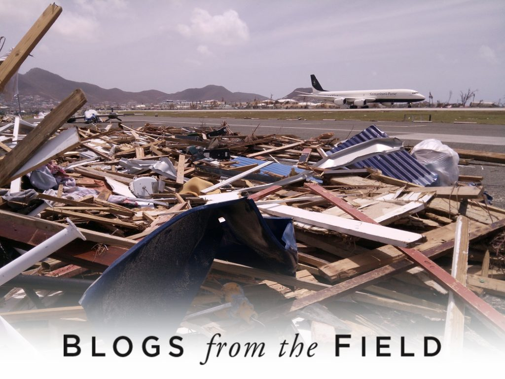 Blogs from the Field