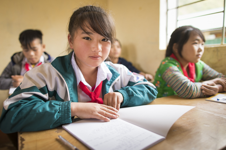 Students who participate in our training are less likely to become trafficking victims.