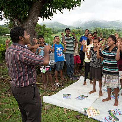 The Greatest Journey Fiji
