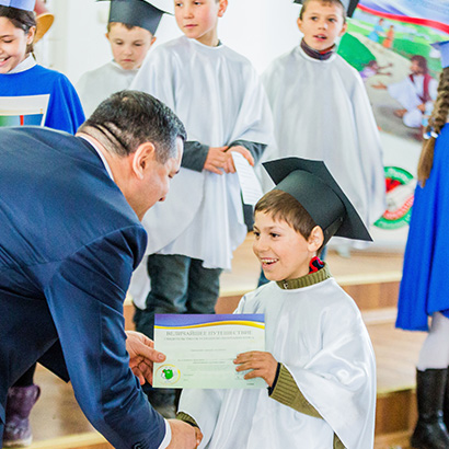 The Greatest Journey Graduation in Moldova