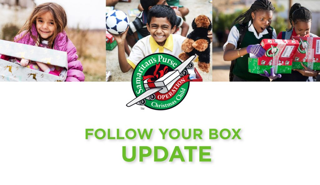 Follow Your Box Update