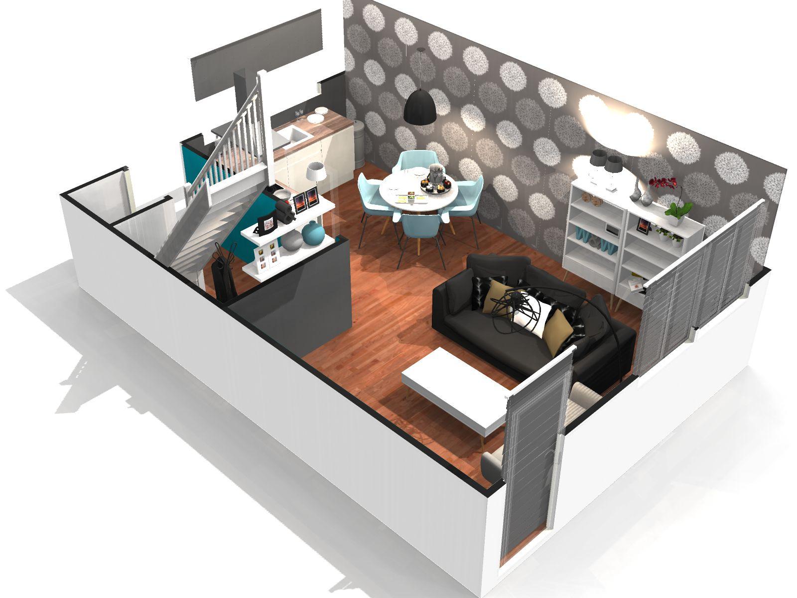 my homebyme. Black Bedroom Furniture Sets. Home Design Ideas