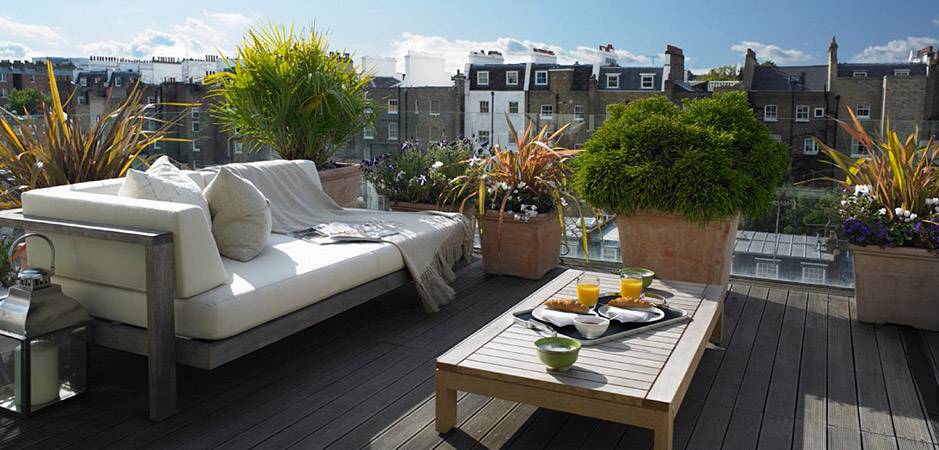 5 Ways To Make Most Of Your Terrace!