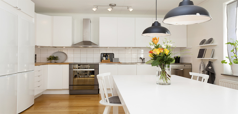 Nos conseil pour un bon éclairage de cuisine   HomeByMe
