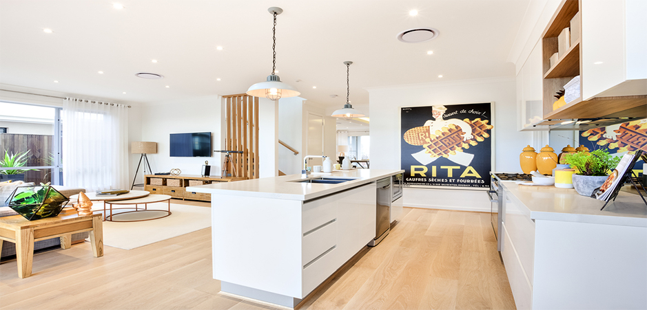 Open Plan Kitchens Combining Function And Form Homebyme