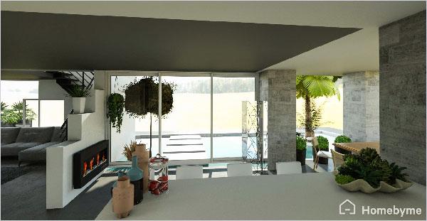 Homebyme te ayuda a hacer realidad en 3D tus ideas de interiorismo