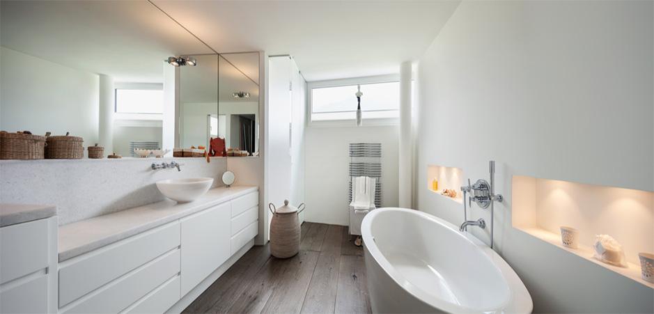 10 ideas económicas para reformar el baño | HomeByMe