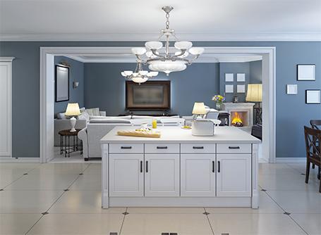 Pintar los electrodom sticos para darle un aire renovado a - Pintar encimera cocina ...