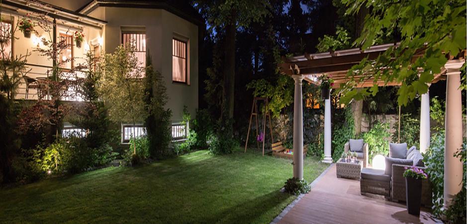 10 ideas para la iluminaci n de tu balc n o terraza de - Iluminacion de pie ...