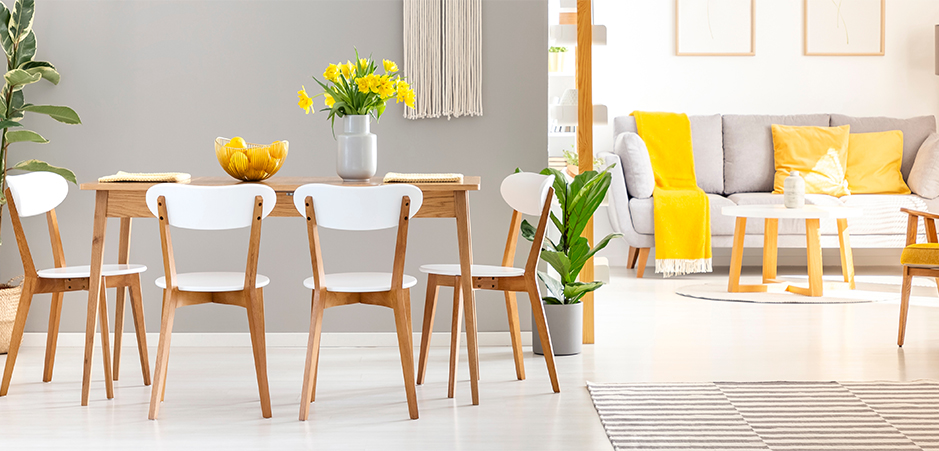 A Summer Palette To Brighten Your Living Room