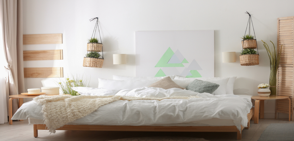 Minimalist Bedroom Decor For Relaxation Without Dullness Homebyme