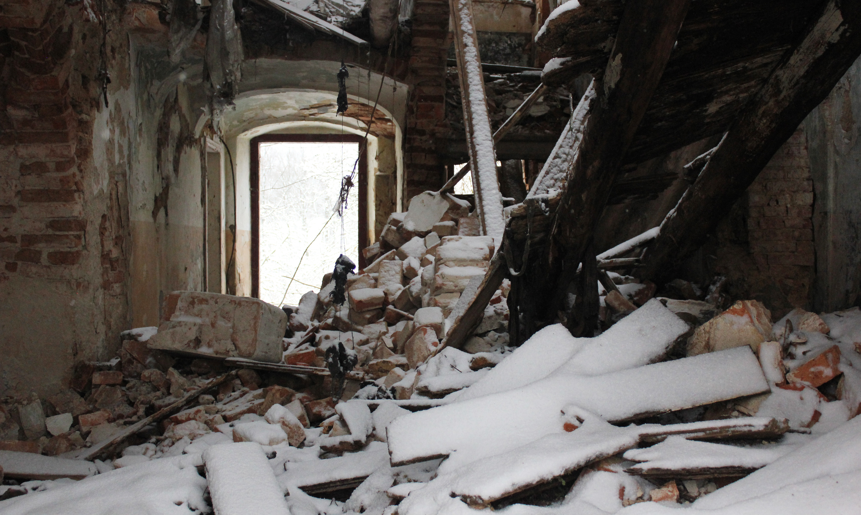 House no.51 under snow