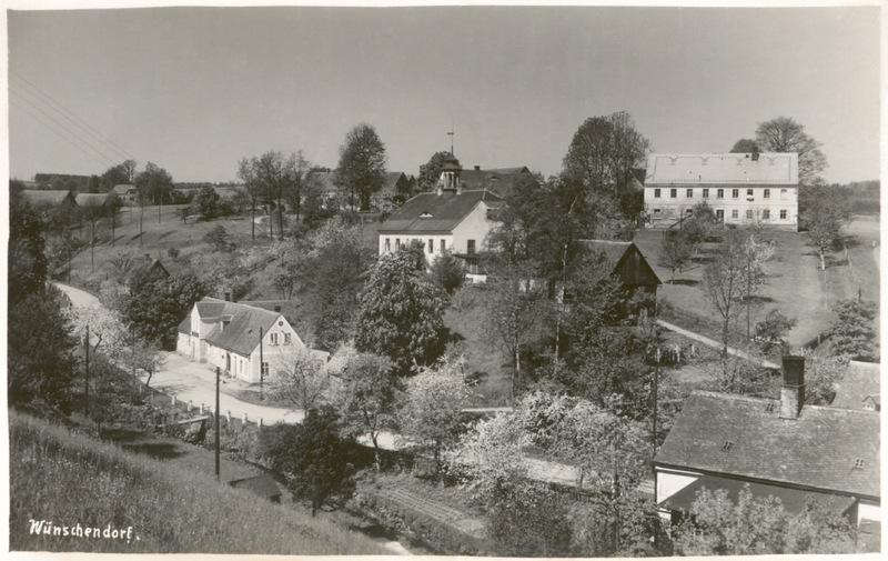 View of Wunschendorf<br />