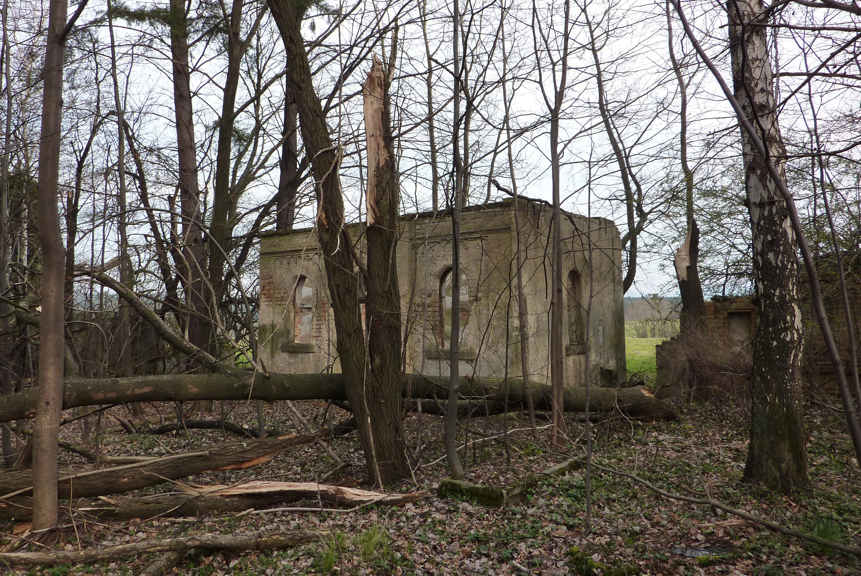 Graveyard in Srbska