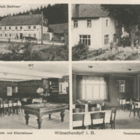 Multiple views of pub Marklissa