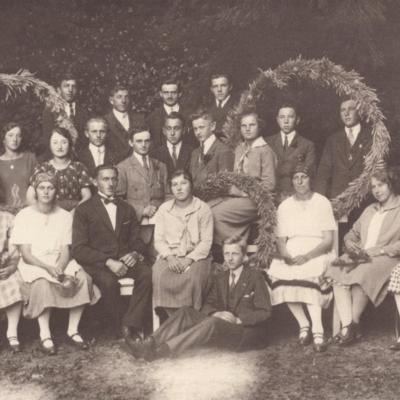 Family in Wunschendorf