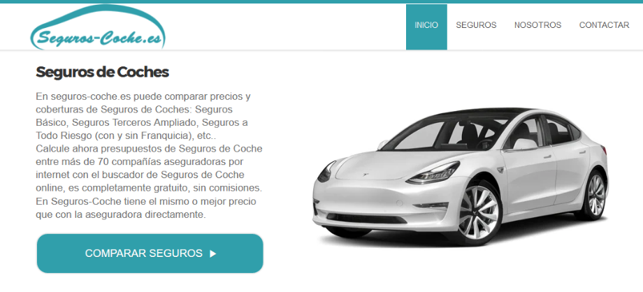 Finanzas e Inversión: Caen los precios de los seguros de coche en 2020/2021