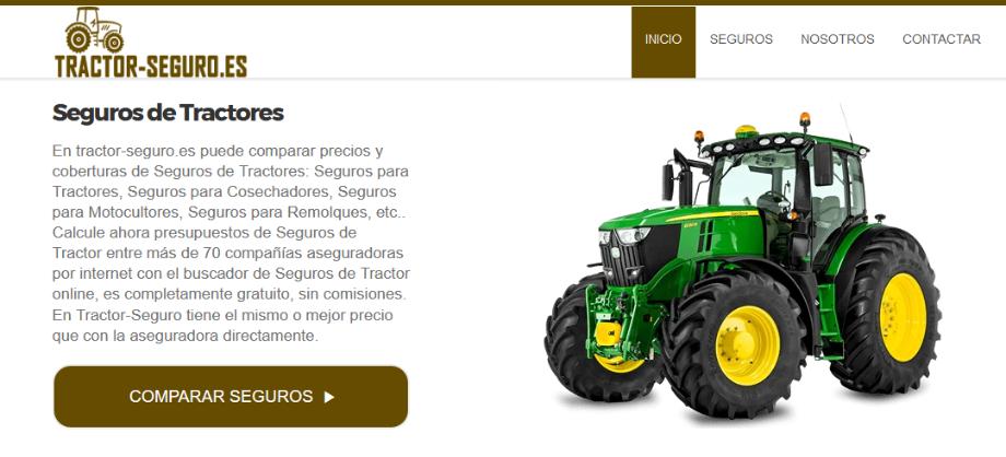 Seguro para Tractor: Asegurando la siembra y la cosecha