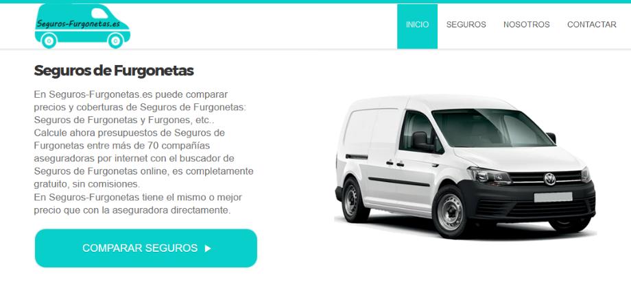 Finanzas e Inversión: Seguros de Furgonetas: Ahora cuentan con una web exclusiva y especializada