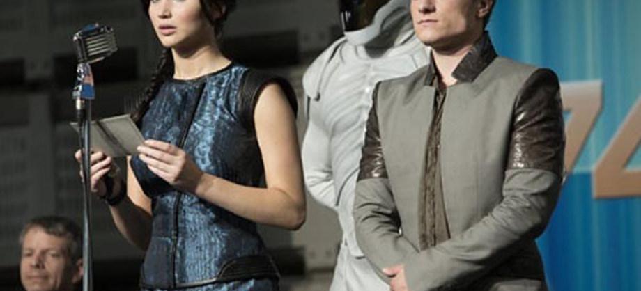 Actualidad: Jennifer Lawrence nuevamente es la guerrera Katniss