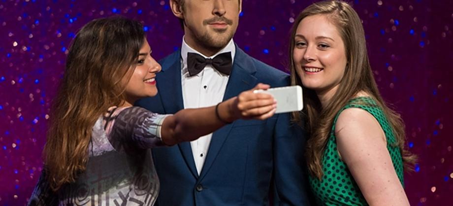 Actualidad: Ryan Gosling de cera en el museo Madame Tussauds