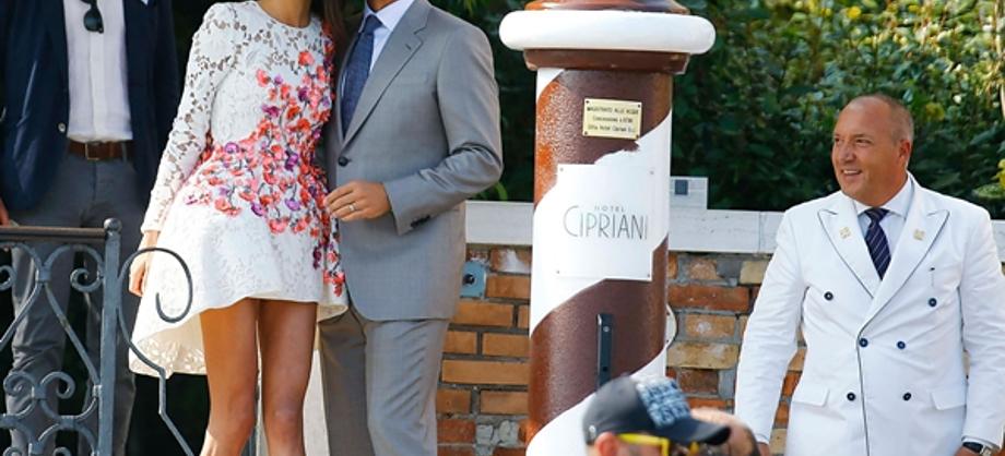 Actualidad: Amal Alamuddin y George Clooney se casaron